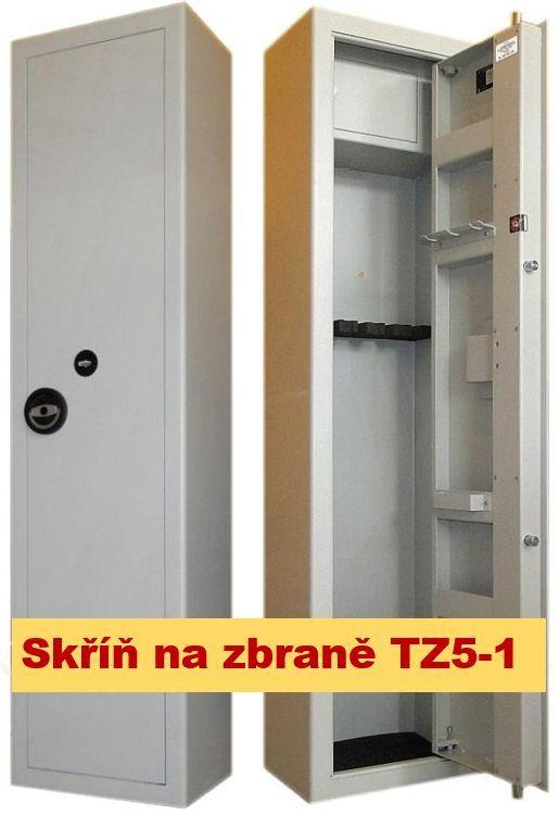 Skříň nazbraně TZ5-1