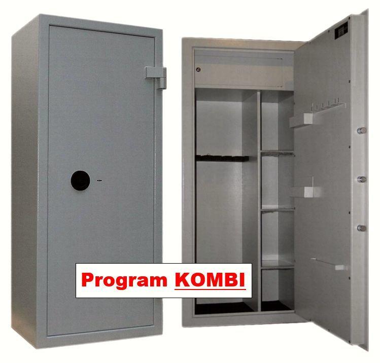 Skříň nazbraně TZ7-1 KOMBI